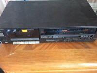 Technics Tape deck boxed