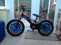 BOYS TRANSFORMERS BYCYCLE