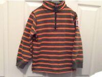 Mini Boden Boys sweatshirt Age 5-6 Years