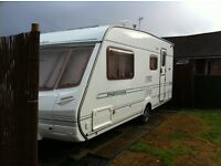 4 berth caravan Abbey Impression 520 for sale