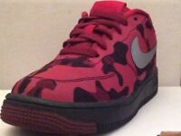 Air Force 1 red camo