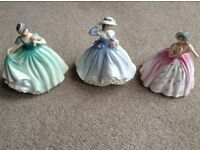 Royal Doulton Pretty Maids Figurines