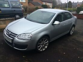 VOLKSWAGEN JETTA 2.0 DIESEL CAR 2008, GOOD CONDITION, DRIVES WELL,