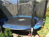 8ft Vortigen trampoline