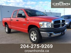 2008 DODGE RAM 1500 ST *AS TRADED*
