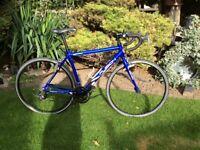 Mans Apollo Fusion, Road Bike.