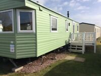 Delta Darwin 8 berth static caravan beside Nairn beach