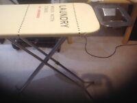 Fantastic lightweight ironing board