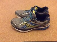 Men's saucony trainers