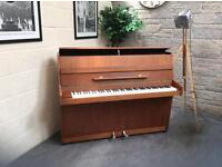 Zimmermann, Leipzig German Upright Overstrung Piano - CAN DELIVER