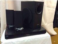 Panasonic Blu-ray Disc Home Theatre Sound System SC-BT222
