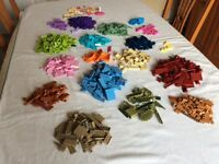 LEGO Friends type collection as per 3 pictures including accessories 1.7 kilo