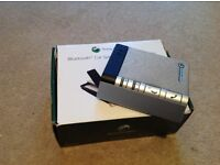 Sony Ericsson, hands free car speaker for phone. Bluetooth. Boxed. Used.