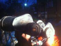 Karl zeiss vintage binoculars , good condition , lenses excellent