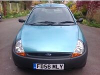 Ford KA Studio 1.3 2006 in excellent condition throughout, 48.540 miles with 6 service stamps