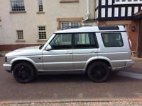 2004 Land Rover Discovery 2 Td5 Pursuit