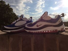 Nike Air Max 98 Gundam Brand New
