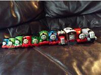 Thomas the tank engine talking trains
