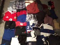 Men's clothes bundle incl. brands 40 items