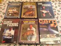 Fishing dvd's