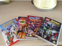 Various childrens dvds