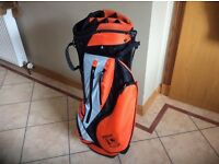 Carry golf bag. Never been used.