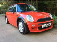 2002 MINI ONE # FULL YEARS M.O.T # FULL BODY KIT # FULL GLASS FACTORY FITTED PANORAMIC SUNROOF