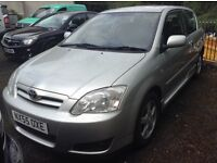 One owner new mot and service included