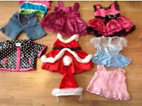 Build-A-Bear workshop wardrobe and clothes