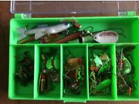 Fishing tackle assorted