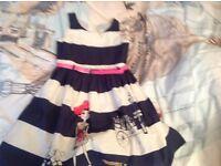 Next sprin/summer dress age 7