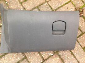 Vauxhall corsa d glove box