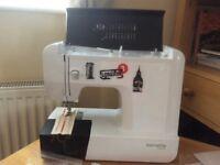 Sewing machine, Bernina Bernette London 3
