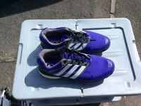 Adidas Spike less golf shoes -size 11 As good as new condition