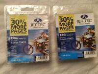 Jet Tec Inkjet Cartridge for Epson T0422