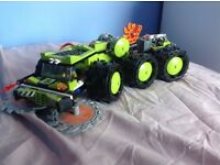 Lego Power Miners Cave Crusher
