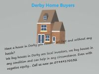 **Ca$h Buyers urgently require property in DERBY - FAST SALE, Cash waiting, hassle free call now££££