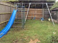 TP Swing and Climbing Frame