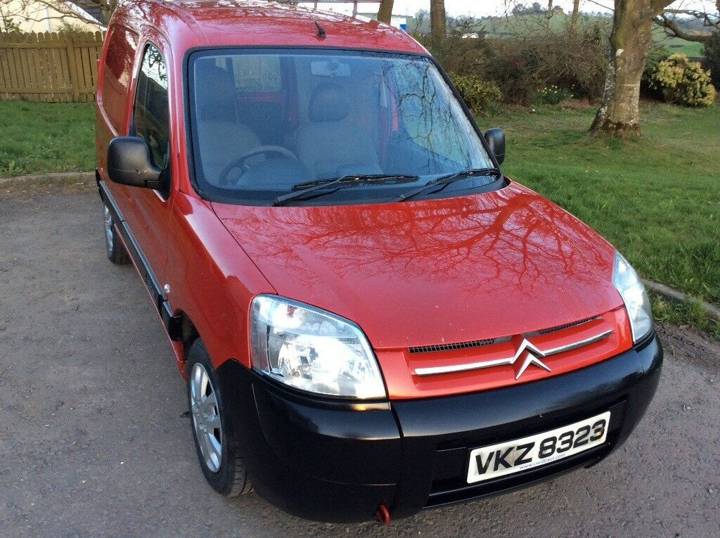 6904cd0529 Citroen berlingo van for sale