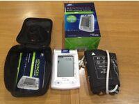 Advanced Blood Pressure Monitor