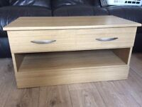 Display cabinet, sideboard and coffee table