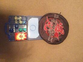 Bakugan battle brawlers kids toy
