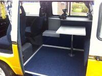 VW T25 camper van 1.9cc petrol