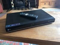 LG RHT497H DVD Player & HD Recorder combined