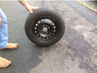 Tyre & Rim