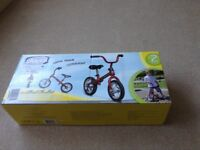 Chico Red Bullet Balance Bike