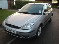 FORD FOCUS GOOD ALL ROUND CONDITION WITH 12MONTHS MOT