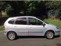2003 (53) RENAULT MEGANE SCENIC Fidji AUTO 1.6 WITH 12 MONTH MOT PX WELXOME