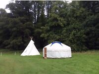 Summer opportunity with glamping business