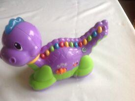 Leap Frog musical dinosaur